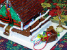 "My First Gingerbread House  ""2006"""