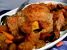Ruth Reichl's Roast Chicken With Potatoes & Onions. Recipe by Zurie