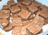 Double Fudge Brownie Chunks. Recipe by Juenessa
