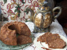 Applesauce Whole Wheat Cake. Recipe by Derf