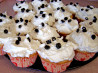 Anise/Licorice Cupcakes With Fluffy White Frosting. Recipe by Rita~