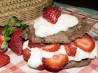 Cocoa-Berry Shortcakes. Recipe by jonesies