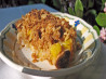 Apple-Mango Crisp. Recipe by Debber
