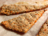 Parmesan and Sesame Crimple Crackers