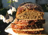 Gluten-Free Kalamata Olive and Rosemary Bread