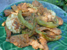 Stir-Fried Pork With Green Beans & Baby Corn. Recipe by Beautiful BC