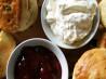 Devonshire Cream for Scones. Recipe by Debber