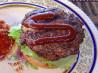 Hot Stuffed Mama Burger
