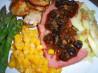 Raisin, Honey Mustard Sauce for Ham. Recipe by Bergy