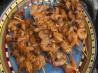 Exotic Ya' Make a Jamaica Jerk Shrimp With Mango Papaya Salsa