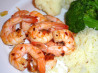 Prawns / Shrimp in Garlic Sauce. Recipe by English_Rose