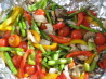 Grilled Asparagus Medley. Recipe by sheri77