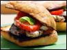 Grilled Chicken Sandwiches With Mozzarella, Tomato and Basil. Recipe by Dine & Dish