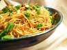 Bami Goreng (Indonesian Version of Lo Mein). Recipe by BatiksWindmillsAndTurbans