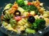 Pretty Party Pasta Salad. Recipe by wildheart