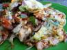BBQ'd Pork Nachos. Recipe by EEENILORAC