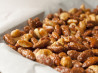 Feej's Sweet  & Spicy Chipotle Nuts. Recipe by Feej