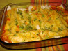 Cheese and Chicken Enchiladas. Recipe by jkoch960