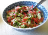 Mexican Vegetable Salsa. Recipe by Bergy