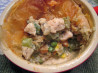 Lower Fat Chicken Pot Pie With Phyllo. Recipe by yogiclarebear