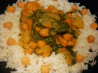 Squash and Chickpea Curry. Recipe by kelly in TO