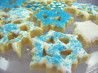 Magical Sparkling Snowflakes: Christmas Butter Biscuits-Cookies