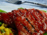 Lee Lee's Famous Barbecue Sauce for Ribs W/ Preserves. Recipe by Bev