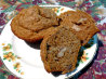 Pumpkin Muffins. Recipe by Heather Emel