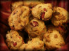 Tarrah's Version of Orange-Cranberry Scones. Recipe by theAmateurPastryChef