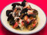 Mussels Suprema. Recipe by Ravenseyes