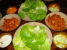 Buffalo Wing Lettuce Wraps