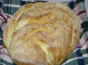 Easy No Knead Dutch Oven Crusty Bread