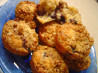 Blueberry Streusel Muffins. Recipe by Sue Lau
