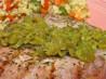 Easy Green Chilli Relish. Recipe by Noo