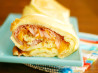 Baked Ham and Cheese Omelet Roll. Recipe by Karen=^..^=