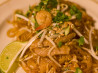 Your Pad or Mine? (Chicken & Shrimp Pad Thai). Recipe by Hanny