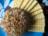 Aunt Sue's Smoky Cream Cheese Cheese Ball. Recipe by I_Cook_For_Firemen