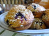 Simply Blueberry & Lemon Muffins. Recipe by HokiesMom