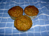Pumpkin Muffins. Recipe by ludosti