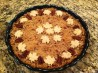 Apple Butter Pumpkin Pecan Streusel Pie. Recipe by JackieOhNo!