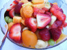 Fruit Salad, the Healthy Summer Dessert!
