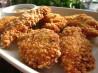 Crispy Chicken Tenders With Honey Mustard Sauce. Recipe by KPD