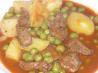 Croatian Lamb/Beef Stew With Green Peas. Recipe by nitko
