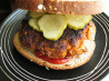 The Perfect Pork Burger Recipe - Unlike Beef It's Trans Fat Free. Recipe by kittyroara