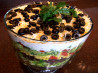 Tex Mex  7  Layer Salad