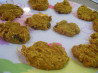 Heart Healthy Pumpkin and Raisin Cookies. Recipe by 844302