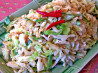 Indonesian Style Stir-Fried Cabbage. Recipe by Sandra Hyde