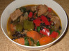 Turkey and Black Bean Stew. Recipe by - Carla -