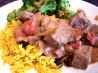 Kansiyé - Traditional Recipe from Guinea (West Africa). Recipe by Um Safia