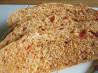 Savory Tomato & Bell Pepper Bread. Recipe by Shelby Jo